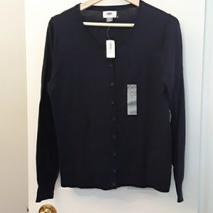 Old Navy cardigan NWT size L
